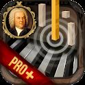 Piano Bach PRO icon