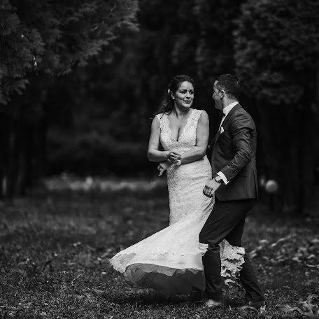 Wedding photographer Gyöngyvér Datki (DatkiPhotos). Photo of 08.01.2018