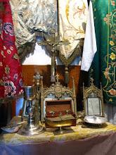 Photo: boletín 118 - Detalle del museo litúrgico