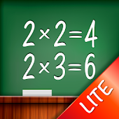 2x2 simulator. Lite. Lets learning Times Tables