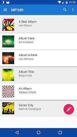 MP3dit - Music Tag Editor 2.0.4 screenshot 206377
