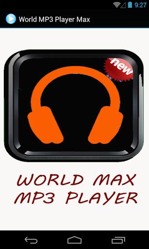 World MP3 Player Max