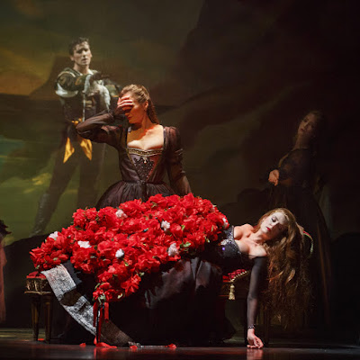 In review: Dido and Aeneas