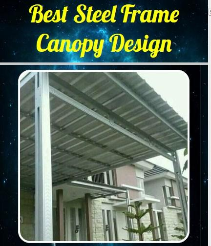Best Steel Frame Canopy Design 2.0 screenshots 2