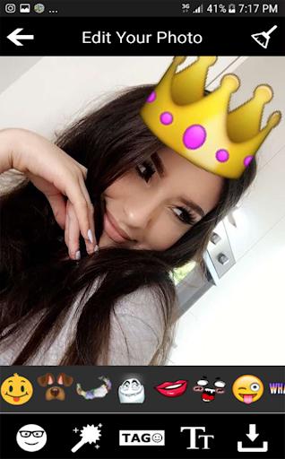 Square Art Photo Editor & Beauty cam 2018 1.0.1 screenshots 2