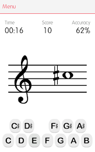 Music Tutor (Sight Reading)- screenshot thumbnail