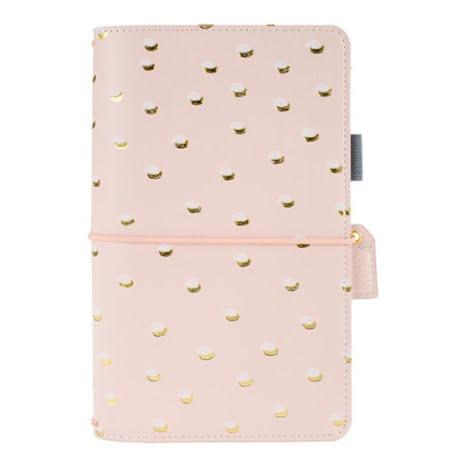 Websters Pages Travelers Notebook Planner - Blush/Gold UTGÅENDE