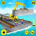 Stickman City Bridge Construction Simulator