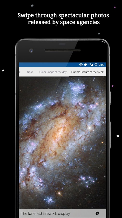 SkyWiki - the world of astronomy at a glance- screenshot