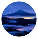 Mount Fuji Pop Wallpaper HD New Tabs Theme