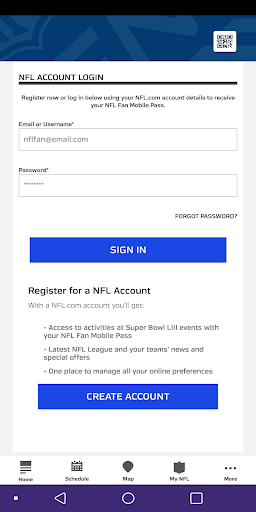 Super Bowl LIII Fan Mobile Pass 1.9 app download 5