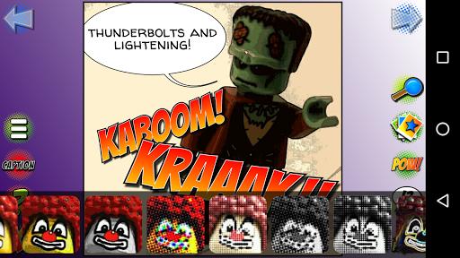 Comic Strip pro  screenshots 3