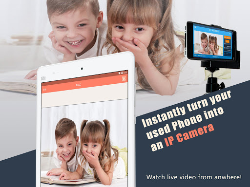 AtHome Camera - phone as remote monitor 5.0.6 6