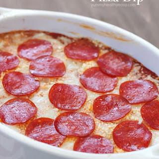 Best Ever Pizza Dip
