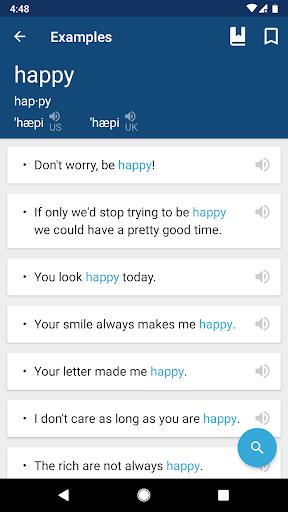 Screenshot for Dictionary & Translator Free in Hong Kong Play Store