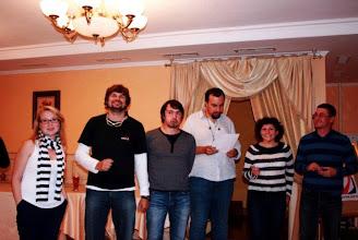 Photo: team BIDOK Maria,Grigorij, Aleksandr,Sergej,Zlata and Oleg  photo by Zlata Bredova