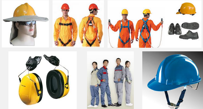 Tác dụng của đồ bảo hộ lao động đối với công nhân