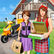 Game Virtual Mother Home Chef Family Simulator APK for Windows Phone