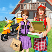Tải Virtual Mother Home Chef Family Simulator APK