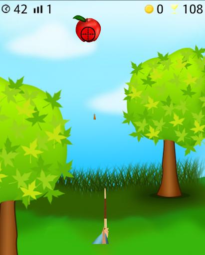 apple arrow shooting game 1.0 screenshots 1