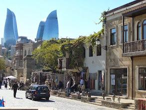 Photo: Óvárosi utcácska Icseri Seher, Baku óváros Icseri Seher