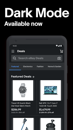 eBay - Buy, sell and discover deals on top brands screenshot 5