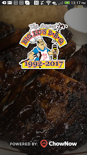 Big Ed's BBQ- screenshot thumbnail
