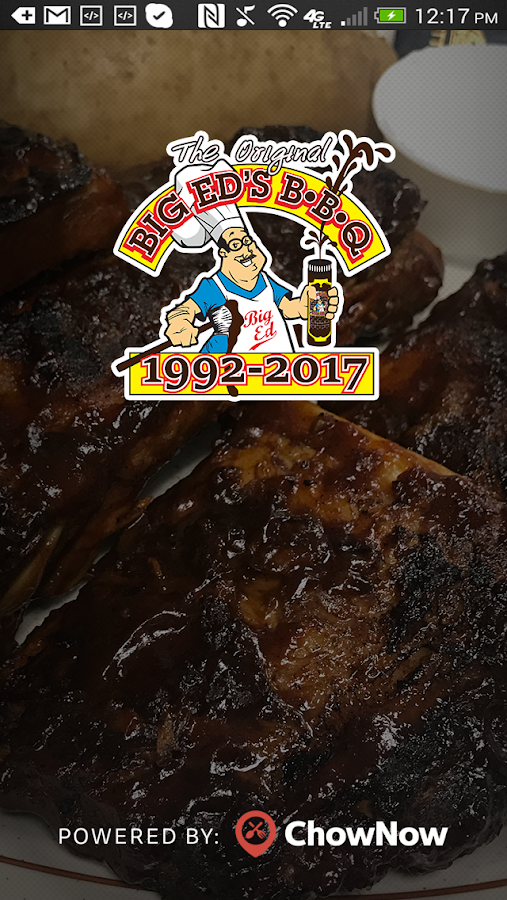 Big Ed's BBQ- screenshot