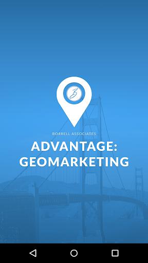 Advantage: GeoMarketing