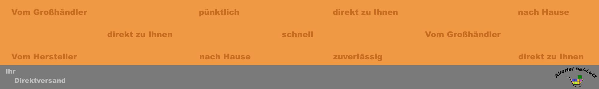Allerlei-bei-Lutz; Direktversand