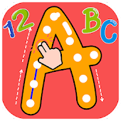 Tải Game ABC dot to dot Letters