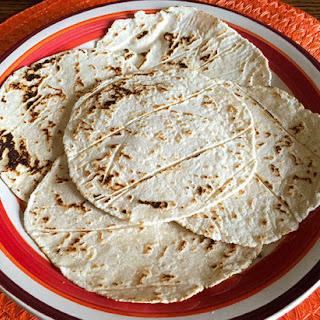 Tortillas (Paleo, Gluten-free, Grain-free, Nut-free)