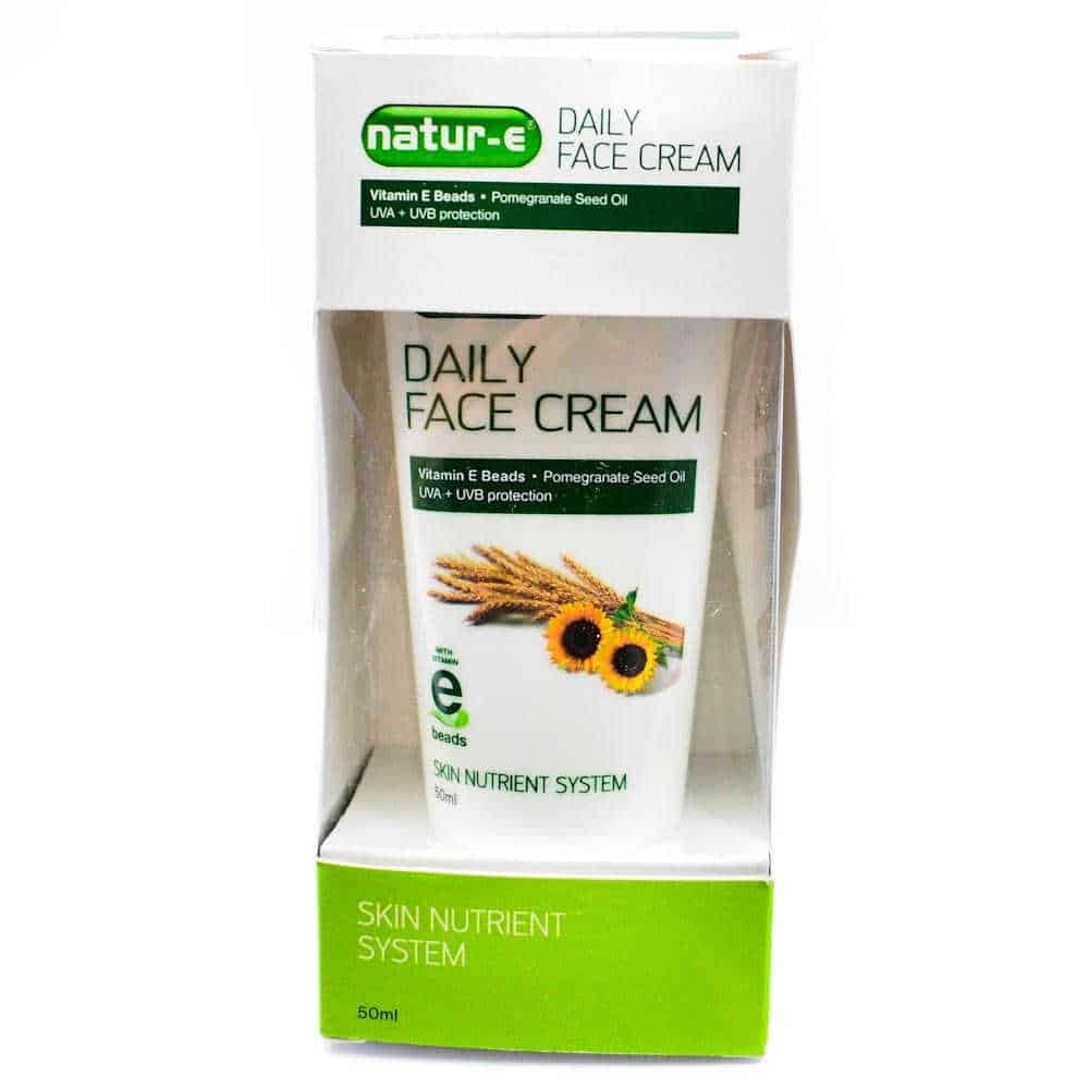 Natur-E Daily Face Cream