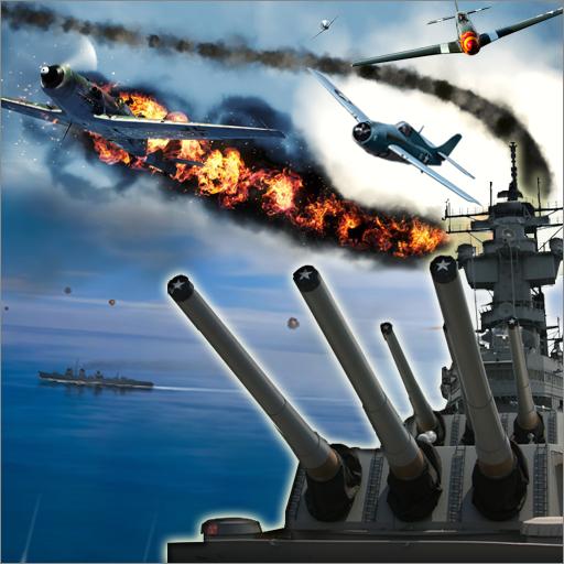 戰艦作戰模擬器。 動作 App LOGO-APP試玩