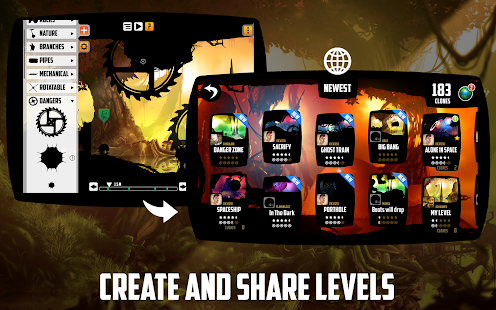 BADLAND- screenshot thumbnail