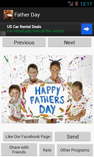 Happy Father's Day hack tool