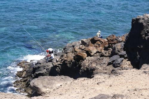 Photo Pêche et plongée