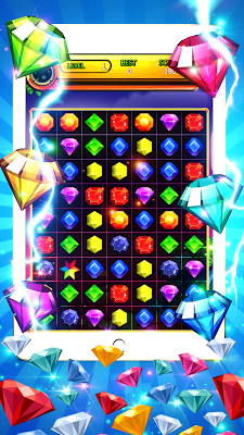 Jewels Star - Jewels Quest - screenshot