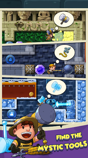 Diamond Quest: Don't Rush! screenshots 4