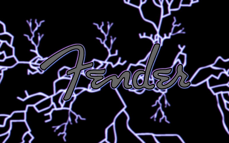 Photo: Fender Logo