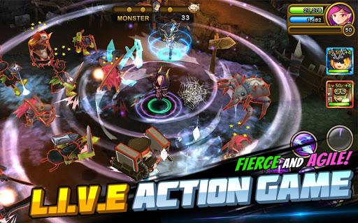 Guardian Hunter: SuperBrawlRPG 13.7.3.00 screenshots 9
