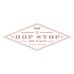 Logo for The Hop Stop
