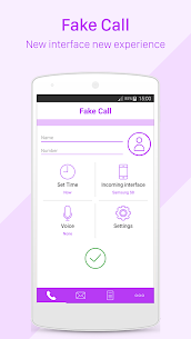 Fake call Prank App Download For Android 9