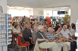Photo: Den evropské židovské kultury (Dům knihy Librex Ostrava, úterý 4. září 2012).