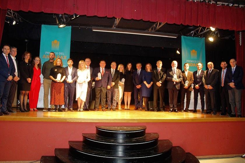 VIII Premios Andarax