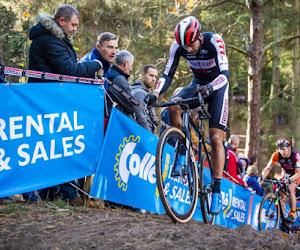 """Wietse Bosmans gaat op zoek naar sponsors en UCI-punten: """"De Wereldbeker rijden is het doel"""""""