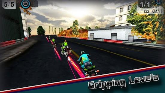 Modern Moto Racer screenshot