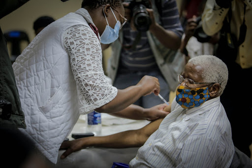 Data shows 98% of over-60s who died in Western Cape at peak of Covid-19 third wave were not fully vaccinated