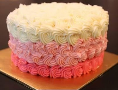 Cake Designs With Frosting : Cake Icing Ideas - Android Apps on Google Play