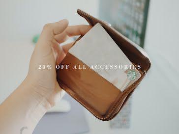 Leather Wallet - Facebook Shop template